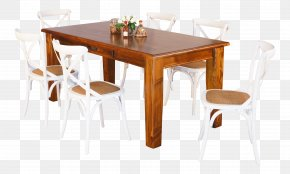 Dining Table - Table Furniture Chair Dining Room Matbord PNG