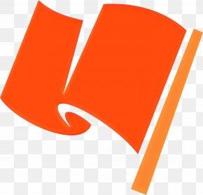 Symbol Orange - Orange Background PNG