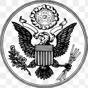 United States - Great Seal Of The United States E Pluribus Unum Federal Government Of The United States United States Department Of State PNG