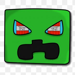Creeper - Minecraft Cartoon Comics Drawing PNG