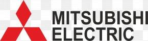 Mitsubishi - Mitsubishi Electric Air Conditioning Electronics Logo System PNG