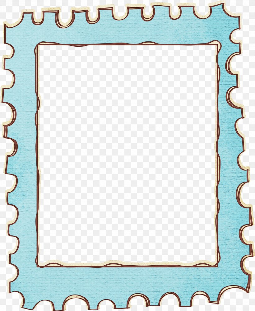 Picture Frame Frame, PNG, 2651x3236px, Postage Stamps, Picture Frame, Picture Frames, Rectangle Download Free