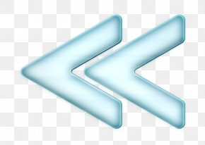 Symbol Neon - Arrow Icon Back Icon Backwards Icon PNG