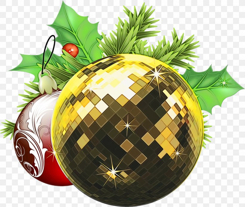 Christmas Ornament, PNG, 1574x1329px, Watercolor, Christmas, Christmas Decoration, Christmas Ornament, Christmas Tree Download Free