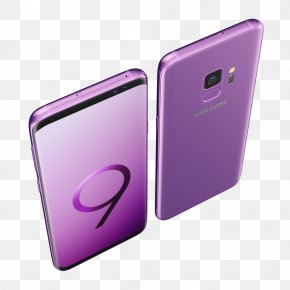 Galaxy S9 - Samsung Galaxy S9 Smartphone 3D Computer Graphics Telephone PNG