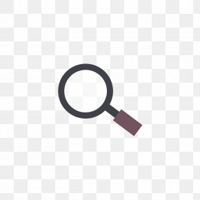 Black Magnifying Glass - Magnifying Glass PNG