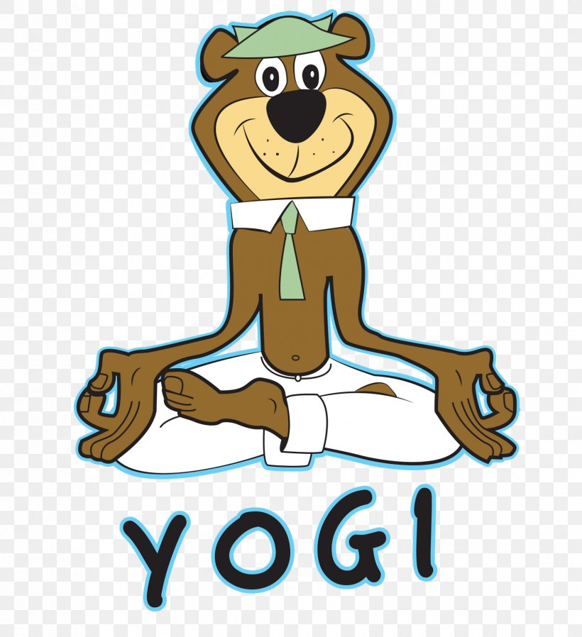 Yogi Bear Meditation Yoga Png 1680x1841px Yogi Bear Area Artwork Bear Carnivoran Download Free