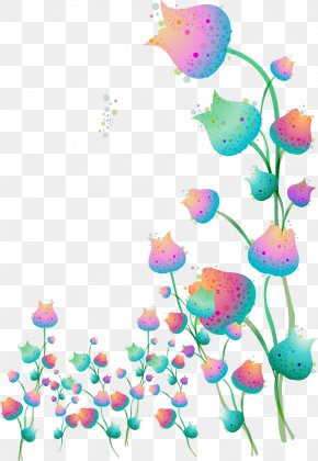 Watercolor Flowers - Watercolor: Flowers Watercolor Painting Floral Design PNG