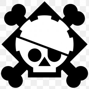 Wall Decal Sticker Polyvinyl Chloride Skull And Crossbones PNG