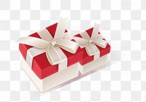 Gift - Christmas Gift Box PNG