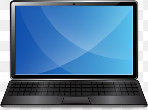 Laptop - Netbook Laptop Personal Computer Output Device Computer Hardware PNG
