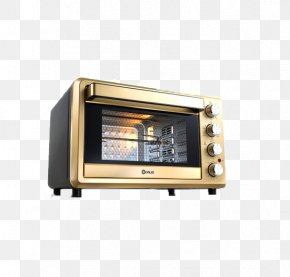 Gold Sturdy Oven - Oven Electricity JD.com Home Appliance Electric Stove PNG