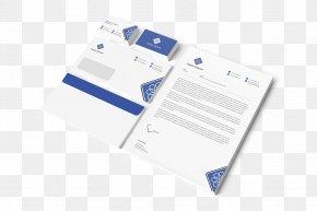 Brand Identity - Paper Brand Logo PNG
