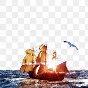 Sail - Watercraft Sailing Ship Sailing Ship PNG