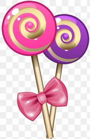 Ice Cream - Ice Cream Cupcake Lollipop Candy Clip Art PNG
