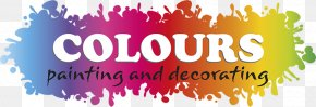 House Painter And Decorator - Logo House Painter And Decorator Painting PNG