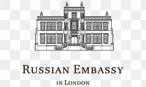 Russia - Embassy Of Russia, London Embassy Of Russia In Washington, D.C. Russian Presidential Election, 2018 PNG
