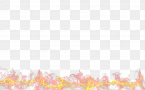Flame Fire - Pattern PNG