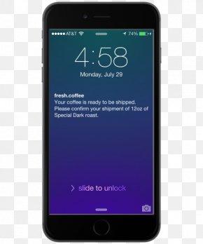 Coffee Jar - IPhone Coffee Smartphone Handheld Devices Telephone PNG