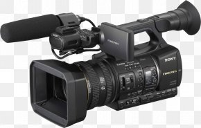 Video Camera - Sony NEX-5 Video Cameras AVCHD Exmor PNG