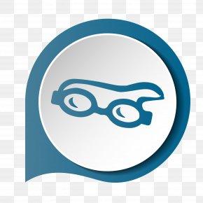 Glasses - Goggles Logo Glasses Line Font PNG