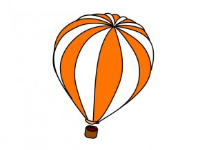 Air Cliparts - Hot Air Balloon Air Travel Clip Art PNG