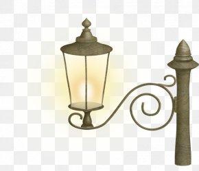 Cartoon Street Lights - Lantern Street Light Lighting Candle PNG