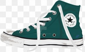 Shoes Vector - Chuck Taylor All-Stars Converse High-top Sneakers Shoe PNG