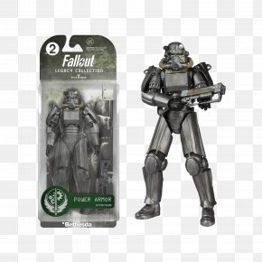 Toy - Fallout 4 Fallout: Brotherhood Of Steel Fallout 3 The Elder Scrolls V: Skyrim Action & Toy Figures PNG