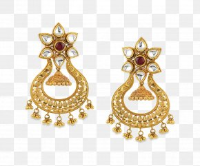 Jewellery - Earring Jewellery Gold Jewelry Design Charms & Pendants PNG