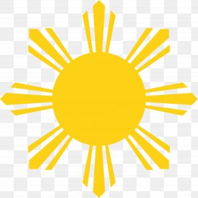 Sun Rays - Flag Of The Philippines National Flag Flag Of The United States PNG