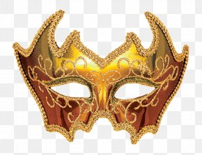 Gold Mask - French Quarter Mardi Gras Costumes Mask Masquerade Ball French Quarter Mardi Gras Costumes PNG