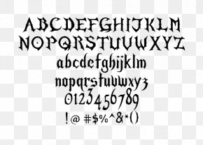 Gothic - Open-source Unicode Typefaces Lettering Typography Font PNG