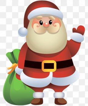 Santa Claus - Santa Claus House Christmas North Pole Clip Art PNG