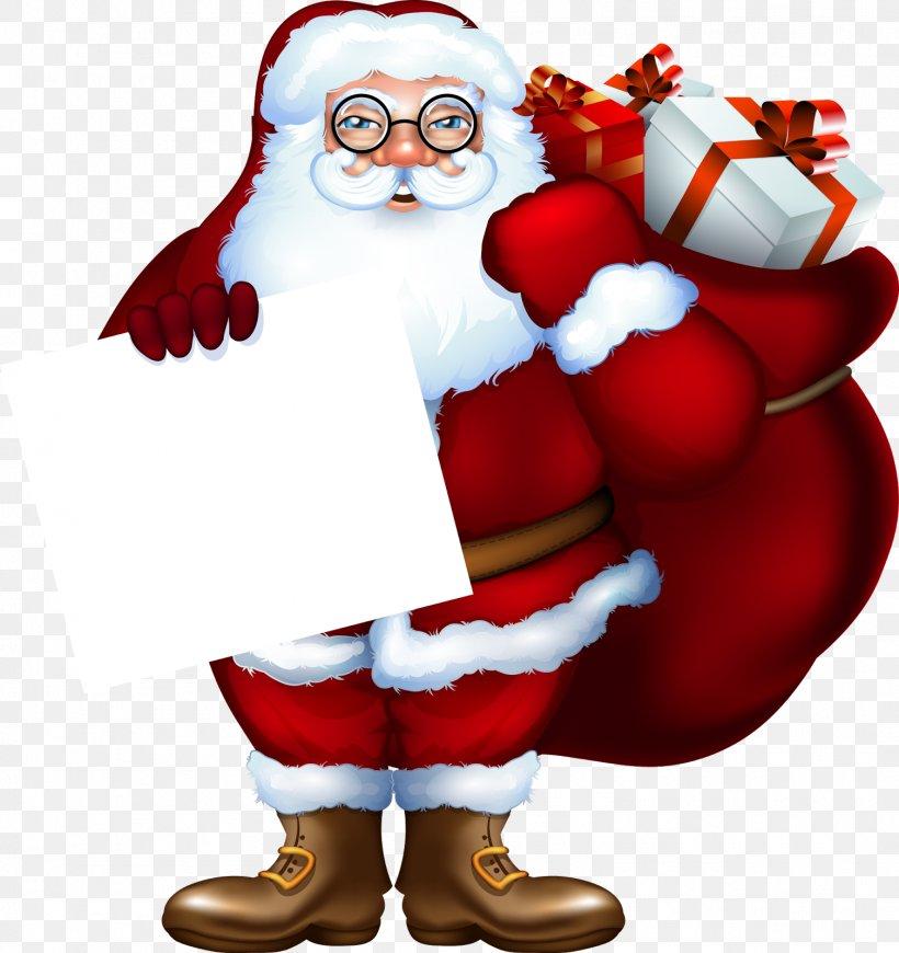 Santa Claus Rudolph Mrs. Claus Christmas Day Clip Art, PNG, 1507x1600px, Santa Claus, Art, Cartoon, Christmas, Christmas Day Download Free