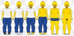 Homer Simpson Transparent - Homer Simpson Smiley Emotion Emoticon T-shirt PNG