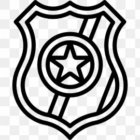 Police - Police Officer Badge Sheriff Fire Police PNG