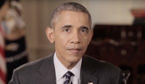 Barack Obama - University Of Texas At El Paso World Government Summit Barack Obama Dubai President Of The United States PNG