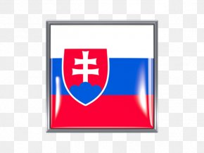 Flag - Flag Of Slovakia Flag Of Colombia Flag Of Spain PNG