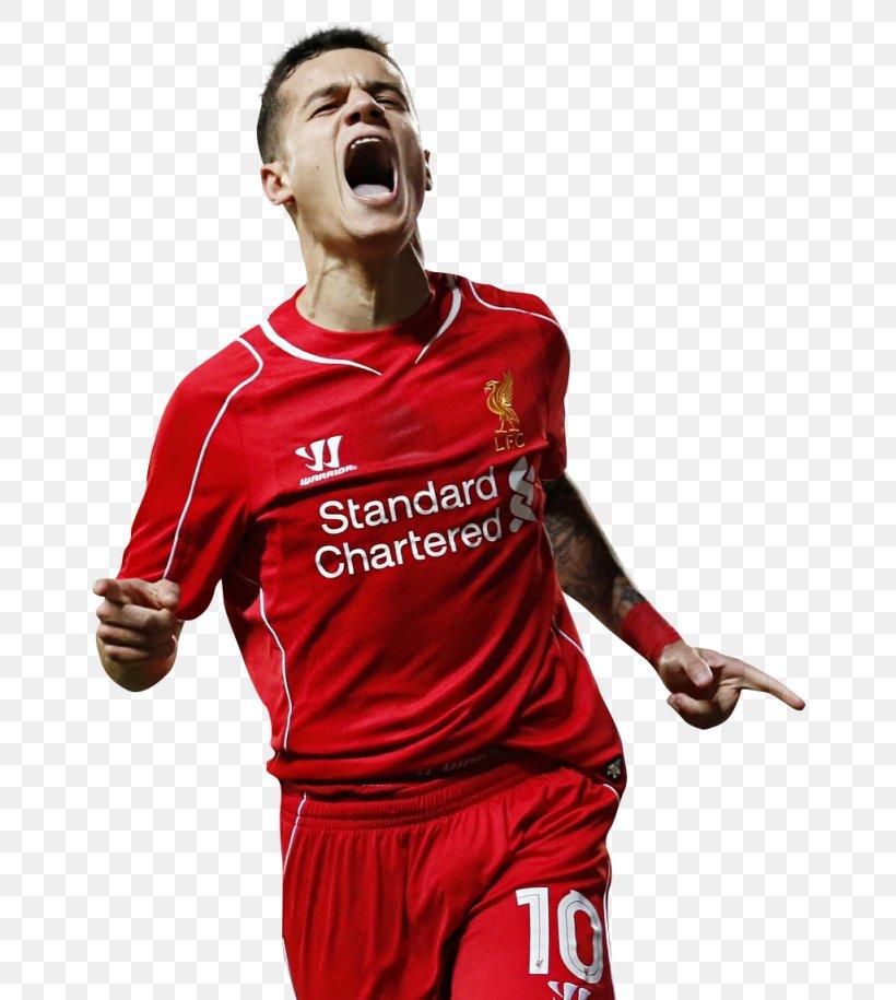 Liverpool F.C. FC Barcelona Football Player Brazil Sport, PNG, 700x915px, Liverpool Fc, Brazil, Clothing, Fc Barcelona, Football Player Download Free