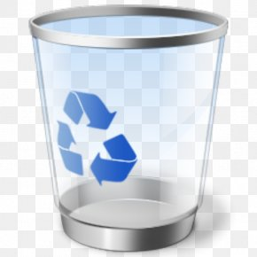 Recycling Bin Trash Windows 7 Rubbish Bins & Waste Paper Baskets PNG