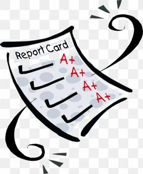 Failing Grade Cliparts - Report Card School Student Clip Art PNG