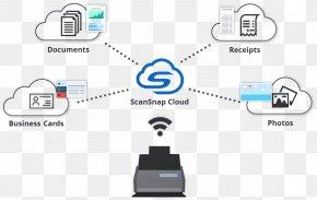 Evernote Dropbox - Image Scanner Fujitsu ScanSnap IX500 Personal Computer Computer Software Fujitsu ScanSnap S1300i PNG