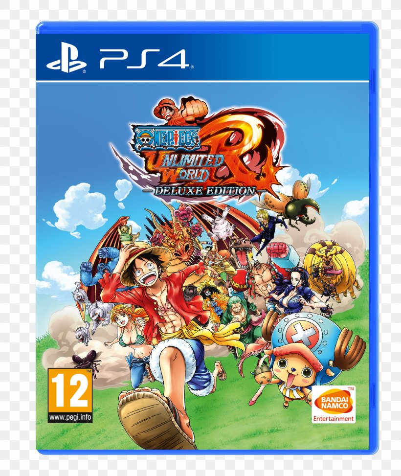PlayStation 4 One Piece: Unlimited World Red PlayStation 3 One Piece: Unlimited Adventure Naruto: Ultimate Ninja Storm, PNG, 1875x2227px, Playstation 4, Action Figure, Bandai Namco Entertainment, Fifa 18, Game Download Free