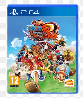 Unlimited - PlayStation 4 One Piece: Unlimited World Red PlayStation 3 One Piece: Unlimited Adventure Naruto: Ultimate Ninja Storm PNG