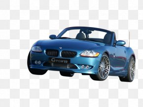 Blue Bmw - BMW Z4 BMW M Roadster Car PNG
