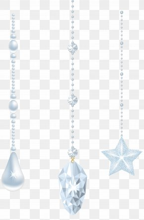 Christmas Crystal Ornaments Transparent Image PNG