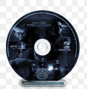 Compact Disc La Revolución Wisin Y Yandel PNG