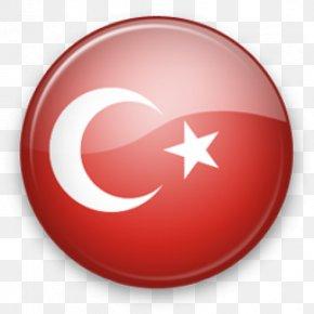 Flag - Flag Of Turkey National Flag PNG