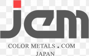 Jem - Logo Stainless Steel Metal Bronze PNG